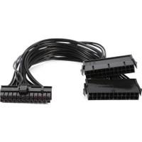 Atx Dual Psu 24 Pin Çoklayıcı Kablo
