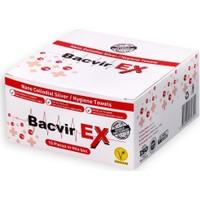 Bacvir Ex Kutu Havlu Mendil 15'li