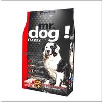 Mr.Dog Happy Biftekli Yetişkin Köpek Maması 15 kg