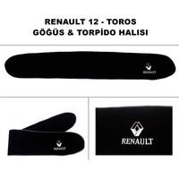 Renault 12 - Toros Göğüs & Torpido Halısı