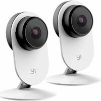 Yi Home Camera 3 1080P Wireless Gece Görüşlü Güvenlik Kamerası 2'li (Yurt Dışından)