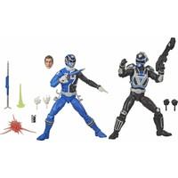 Power Rangers Lightning Koleksiyonu S.P.D. Squad A Vs Squad B 2'li Paket Aksiyon Figürü
