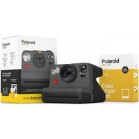 Polaroid Now Siyah Instant Fotoğraf Makinesi ve Hediye Seti