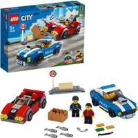 LEGO® City 60242 Polis Otobanda Tutuklama