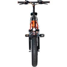 Rks Rs3 Pro Elektrikli Bisiklet Turuncu