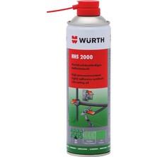 Würth Hhs 2000 Tutunma Özellikli Yağlayıcı Sprey 500 ml