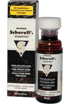 Scherell's Schaftol Extra Dark 50 ml Süngerli