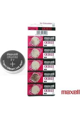 Maxell Cr2032 Lityum Hafıza Pili 10'Lu