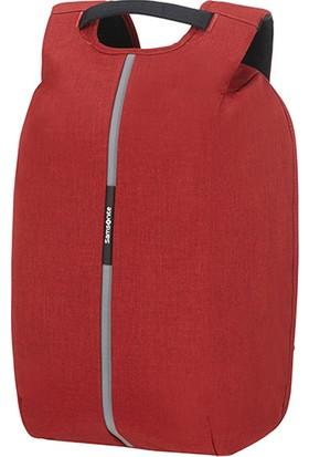"Samsonite KA6-10-001 15.6"" Securipak Notebook Sırt Çantası Kırmızı"
