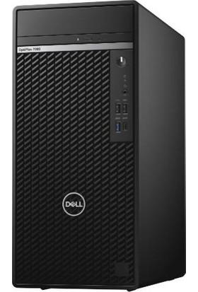 Dell OptiPlex 7080MT Intel Core i7 10700 8GB 256GB SSD Linux Masaüstü Bilgisayar N009O7080MT_U