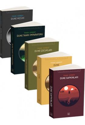 Dune Serisi 5 Kitap Set - Frank Herbert