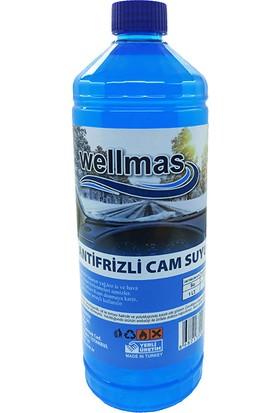 Wellmas Antifirizli Cam Suyu 1 lt
