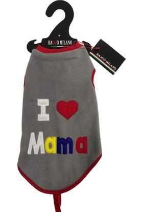 Bacco Mılano Kedi Köpek Kıyafeti Love Mama