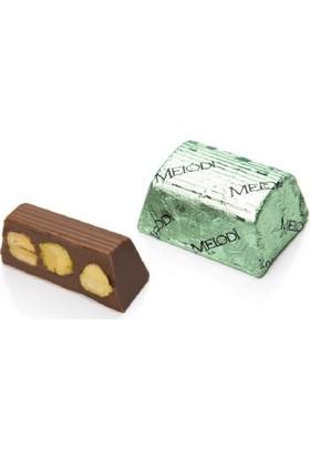 Melodi Antep Fıstıklı Baton Çikolata 500 gr