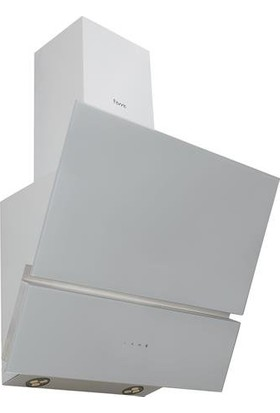 Ferre B Fmy 600 Beyaz 650 M3 Yatay Cam Davlumbaz