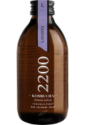 Kombucha Lavanta 250 ml
