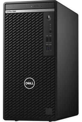 Dell OptiPlex 5080MT Intel Core i7 10700 8GB 256GB SSD Windows 10 Pro Masaüstü Bilgisayar N016O5080MT_W