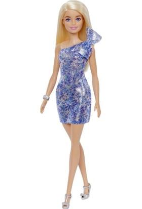 Mattel Barbie Pırıltı Barbie Bebekler T7580-GRB32