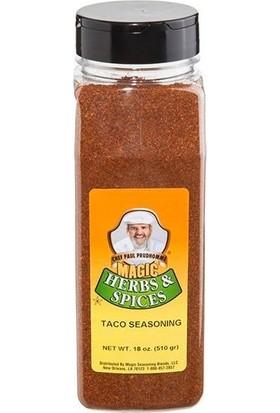 Magic Seasoning Taco Baharatı 510 gr