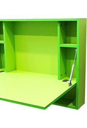 Mokko Akai Yeşil Duvar Tipi Çalışma Ünitesi