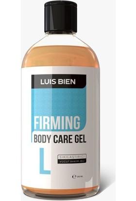 Luis Bien Bölgesel Zayıflama Için Soğuk Lipoliz Jel 250 ml + % 100 Doğal At Kılı Selülit Fırçası