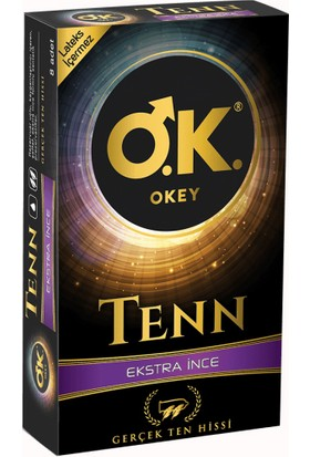 Okey Tenn Ekstra Ince