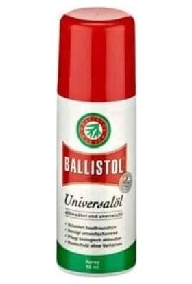 Ballistol Universal Sprey Yağ 25 ml