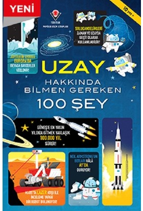 Uzay Hakkında Bilmen Gereken 100 Şey 10+ Yaş