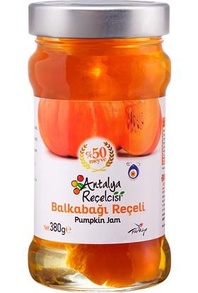 Antalya Reçelcisi Balkabağı Reçeli %50 Meyve Klasik Seri 380 Gr