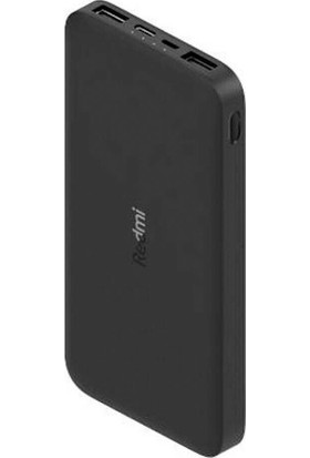 Xiaomi Power Bank Redmi 10000MAH Siyah