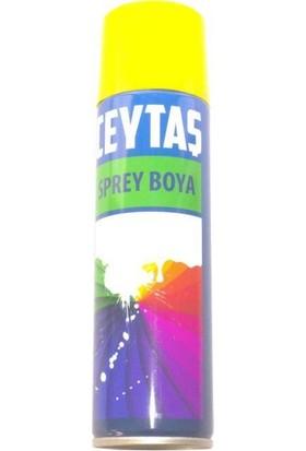 Ceytaş Sarı 200 ml Ceytaş Sprey Boya