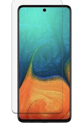 Telbor Samsung Galaxy M51 Nano Cam Ekran Koruyucu Şeffaf Extra Darbe Emici