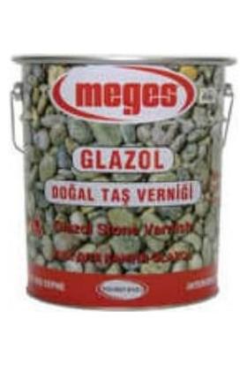 Meges Glazol Taş Verniği 750 ml