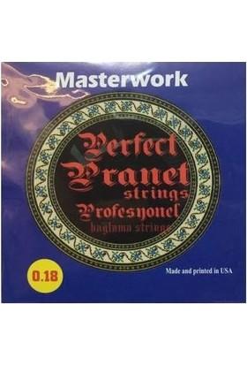 Masterwork Bağlama Teli 018