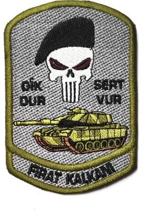 SAM Fırat Kalakanı Peç - Arma - Askeri Patch