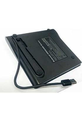 Pop-Up 24X Harici DVD Rw USB 3.0 Ultra İnce CD DVD Yazıcı Okuyucu
