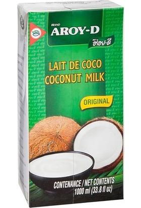 Aroy-D Hindistan Cevizi Sütü (Uht) 1000 ml