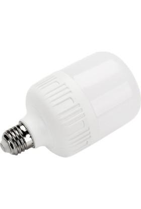 Real LED 40W Büyük Boy Torch LED Ampul E-27 Duy