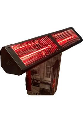 Cafemist 4000 Watt Dış Mekan Infrared Isıtıcı