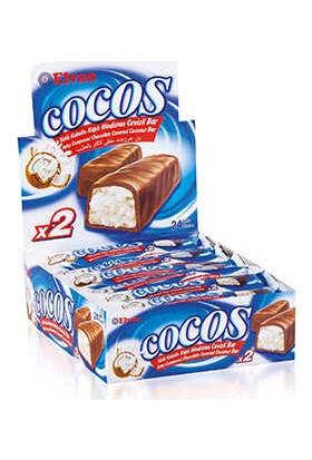 Elvan Cocos 32 gr x 24