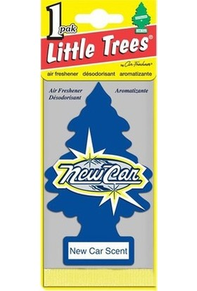 Car Freshner Little Trees Yeni Araba Kokusu