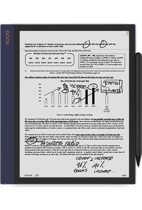 Onyx Boox Note Air E-Kitap Okuyucu 10.3'' Ekranlı Kalem + Kılıf