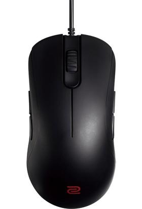 Zowie ZA12-B Kablolu Orta boy Sağ Simetrik Optik 3200DPI 3360 Sensor Siyah Espor Oyuncu Mouse