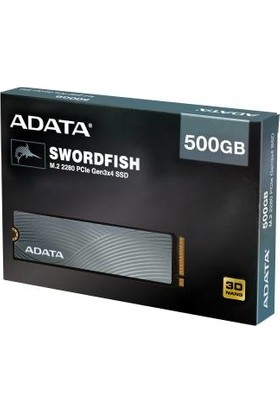 Adata SwordFish 250GB 1800MB-900MB/s M.2 PCIe SSD (ASWORDFISH-250G-C)