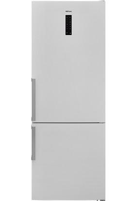 Regal NFK 5421 E A++ Buzdolabı 540 lt No-Frost Buzdolabı