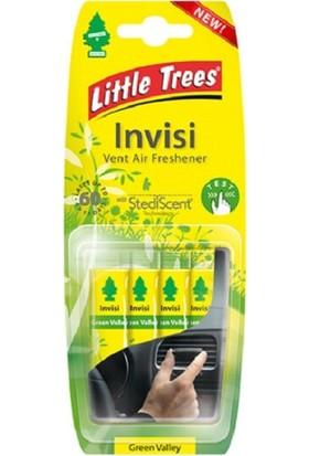 Car Freshner Little Trees Invisi Klima Kokusu Yeşil Vadi