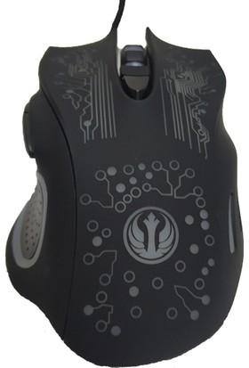 Versatile Stalker Warrior X5 Işıklı Mouse