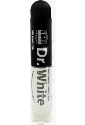 Dr White Diş Macunu Premium Charcoal Beyazlatıcı 100ML