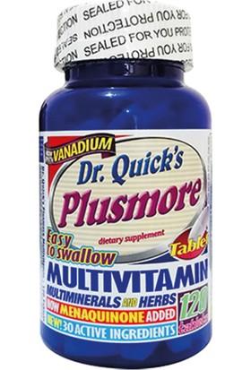 Dr. Quicks Plusmore Multivitamin 120 Tablet