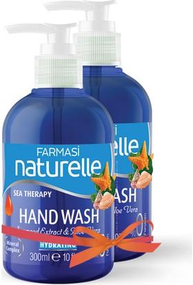 Farmasi Naturelle Deniz Mineralleri Arındırıcı El Sabunu 300 ml 2 Li